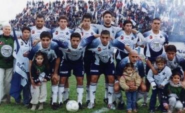A diez años del ascenso de Racing  al Argentino