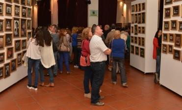 Hasta el lunes puede visitarse la muestra de Alberto Olmedo en Olavarría