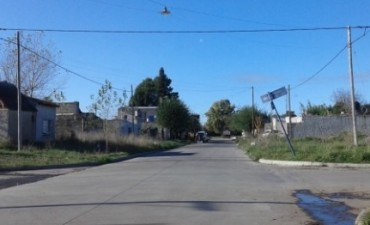 Tres baleados en Villa Maylín