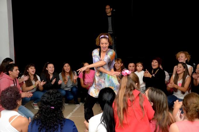 Olavarría festejó el Día Internacional de la Danza