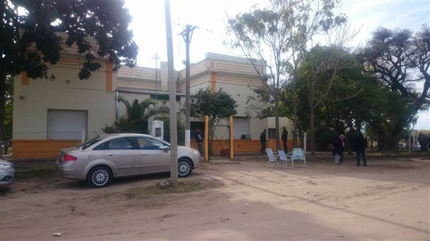 Bolívar: allanaron al 'Hermano Raúl'