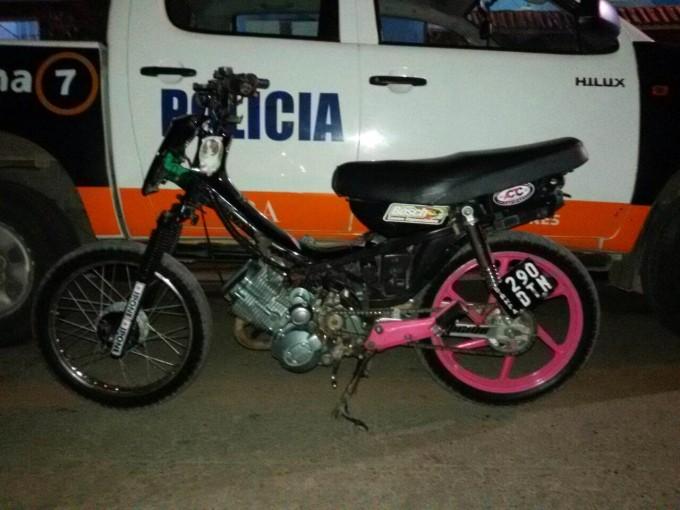 Recuperan varias motos y otros elementos con pedido de secuestro