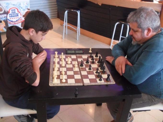 Ajedrez: Gustavo Godoy Campeón