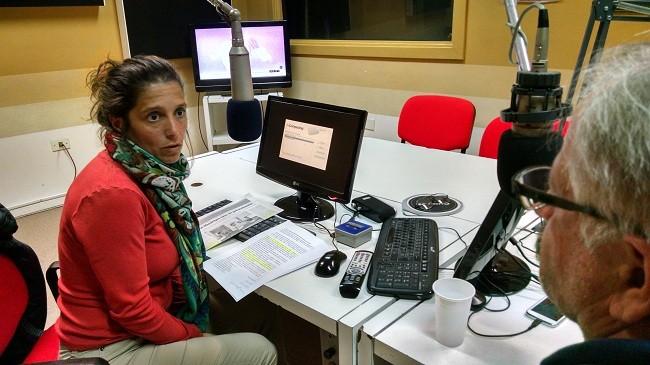 Florencia Juárez: 'Festejamos la realización de la Vuelta junto a la Municipalidad'