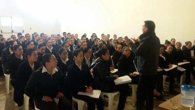 Se realizó la charla de la Red Argentina de Suicidología