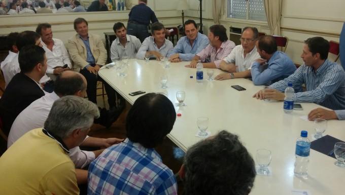 Satisfacción del Senador Vitale por los fondos extraordinarios para seguridad para Olavarría