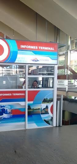 Reabrió la Oficina de Información Turística en la Terminal de Ómnibus