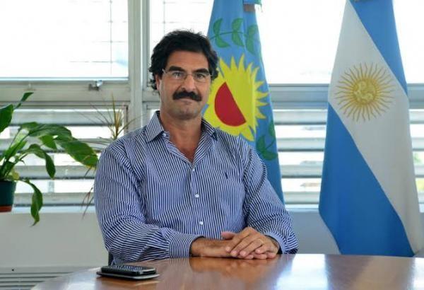 El Ministro de Agroindustria de la provincia, Ingeniero Leonardo Sarquís, llega este jueves a Olavarría