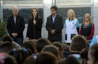 Lanús: Vidal aumentó las Asignaciones Familiares