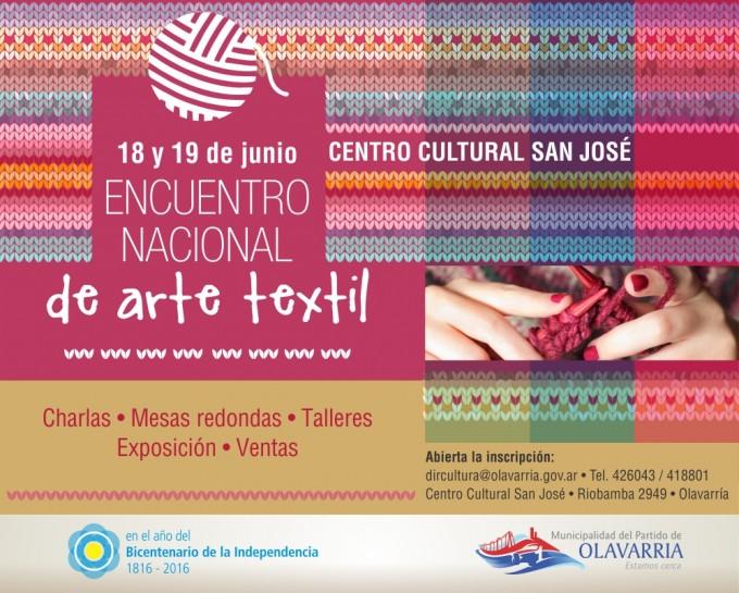 Encuentro Nacional de Arte Textil
