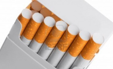 Mayo con aumento en el precio de los cigarrillos