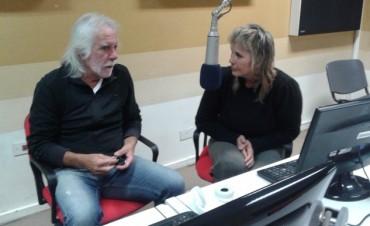El músico Roberto Peyrano en Tarde Mágica