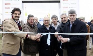 Funcionarios municipales participaron de La Nación Ganadera