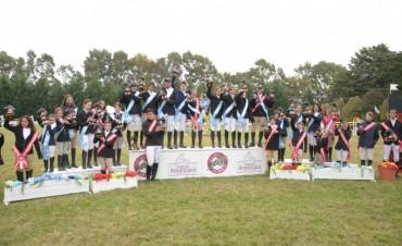 Hipismo: Lihuel González ganó la Copa Municipalidad del Partido de Olavarría