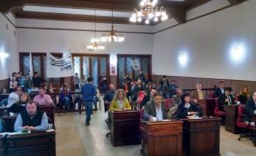 Sesiona el Concejo Deliberante: tratan el boleto estudiantil gratuito
