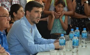 Galli: 'estoy muy tranquilo con las decisiones que estamos tomando'