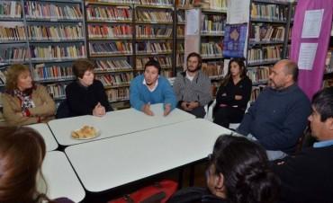 Bibliotecas populares: 'Profundo descontento'