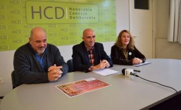 El HCD prepara charlas, música y otras actividades por el Bicentenario de la Independencia