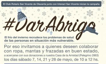Campaña 'Dar Abrigo'
