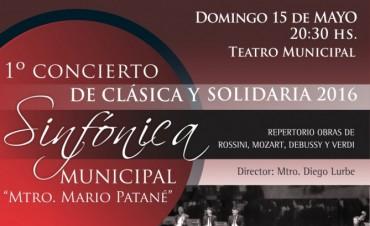 Nuevo concierto de Clásica y Solidaria