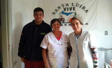 Retomó la atención médica en el Centro de Salud N° 15 de Santa Luisa