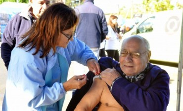 Vacunación Antigripal 2016