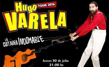 Comienza la venta de entradas para ver a Hugo Varela
