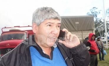 Transportistas protestan en las rutas nacionales