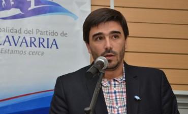 Galli analizó distintos temas de actualidad de Olavarría