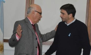 Gorosito se reunió con el Intendente Galli