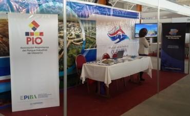 Olavarría presente en la 2° Exposición de Parques Industriales