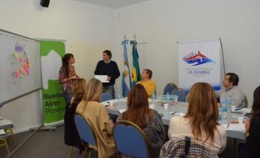 Funcionarios municipales participaron del Programa de Entrenamiento en Innovación Pública