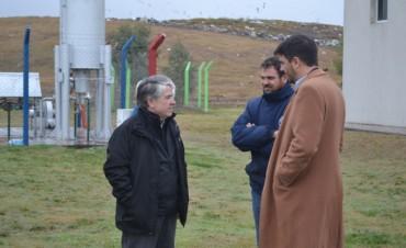 El intendente Galli se reunió con Alfredo Irigoin por ambiente y desarrollo sustentable