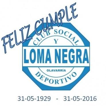 87 años del Club Loma Negra