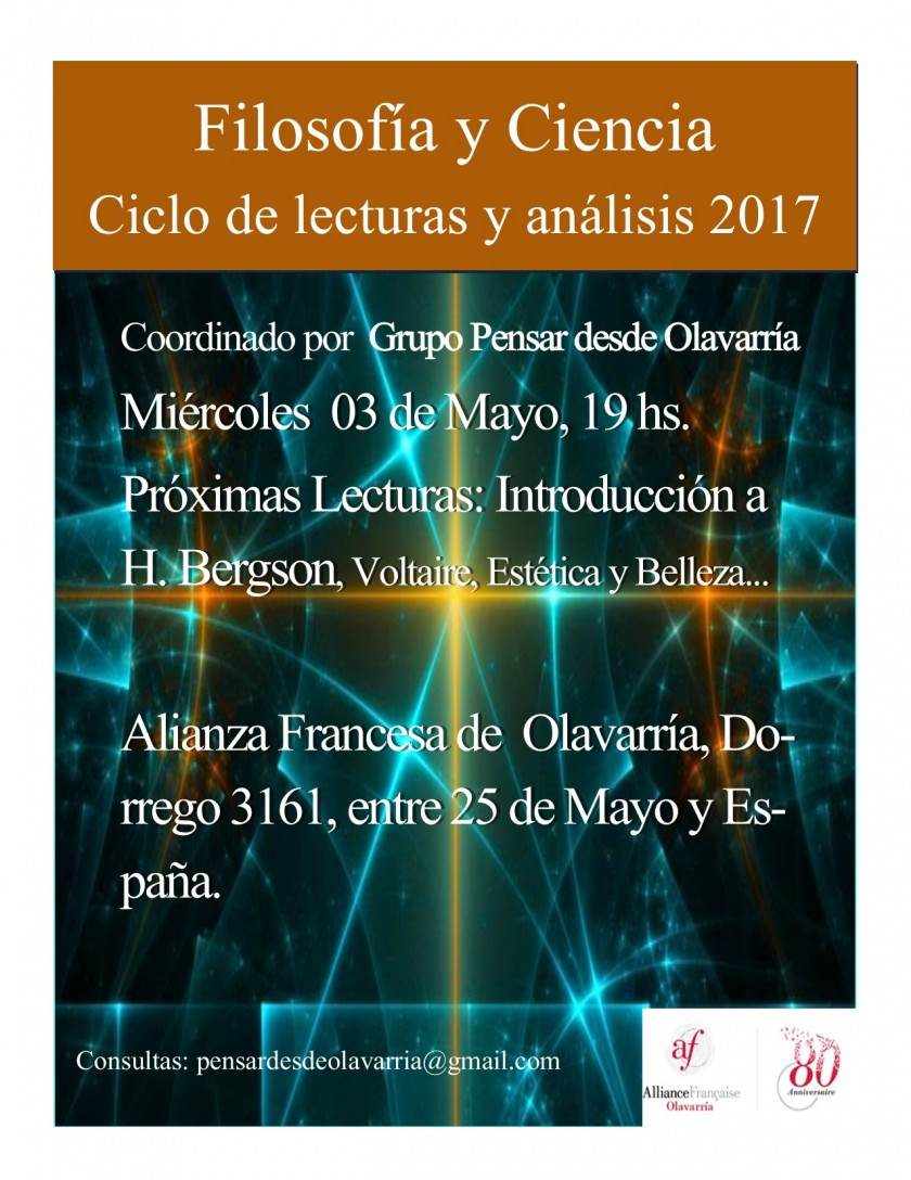 Filosofía y Ciencia: nuevo encuentro