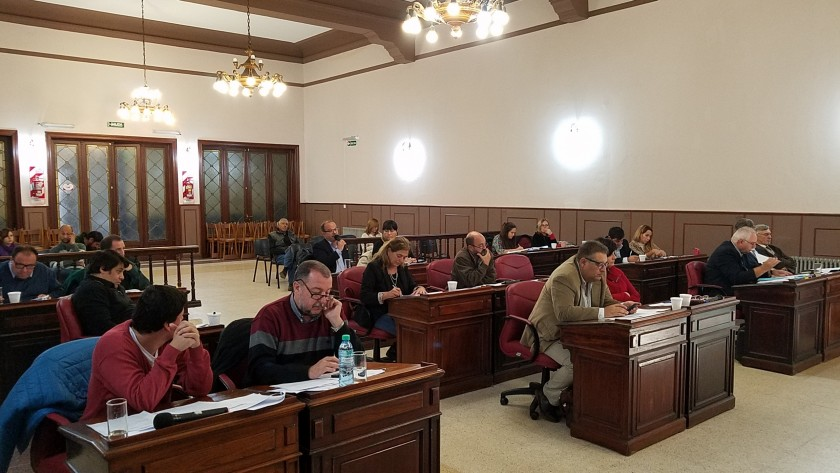 Nuevamente las discusiones con proyectos aprobados por unanimidad, caracterizaron el Concejo