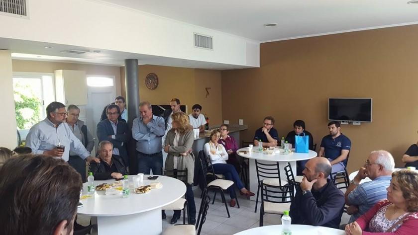 Dirigentes sindicales olavarrienses invitaron a Olavarría al Ministro de Trabajo bonaerense