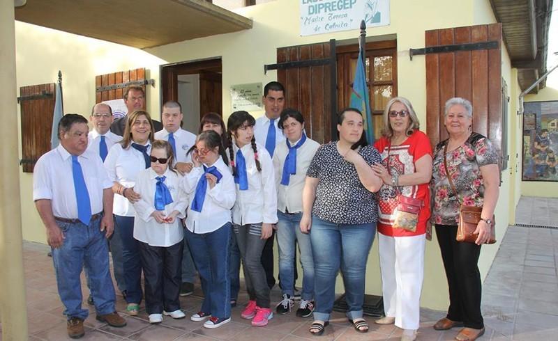 Positivo balance del remate del Centro Madre Teresa de Calcuta de Loma Negra