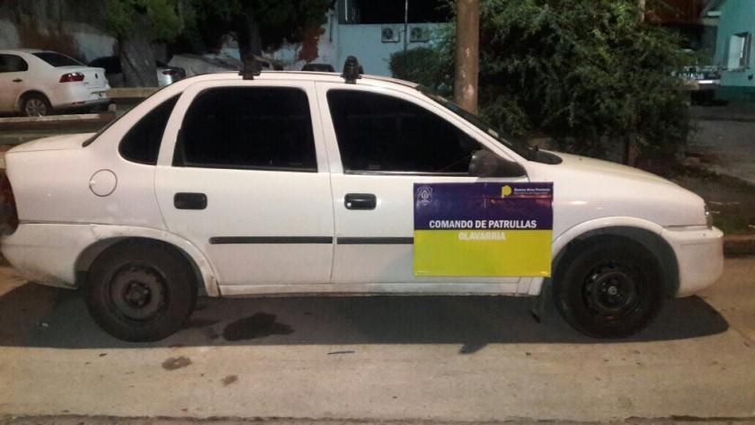 Condujo en contramano para evitar un control policial