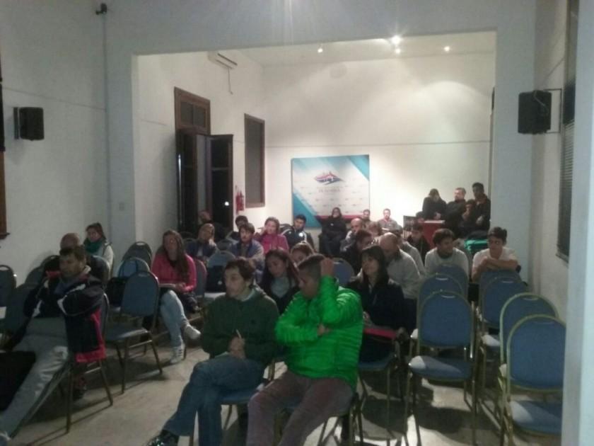 Se realizó la reunión informativa por Juegos Bonaerenses
