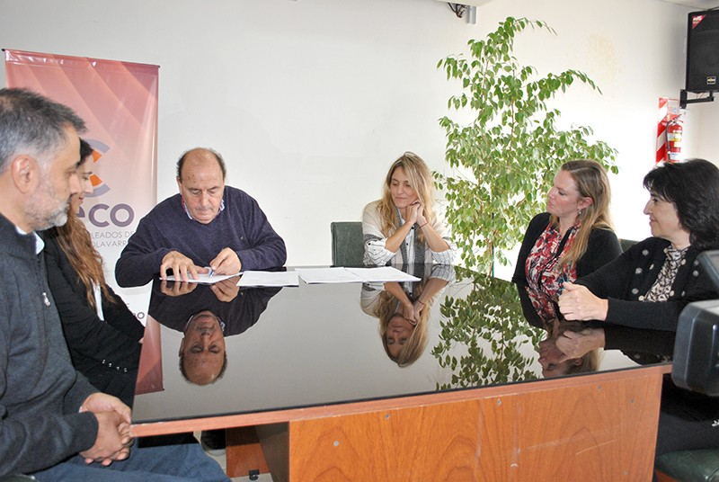 El CECO y la Facultad de Sociales firmaron un convenio