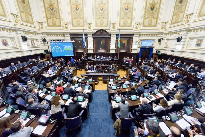 Diputados aprobó varias leyes y proyectos este jueves