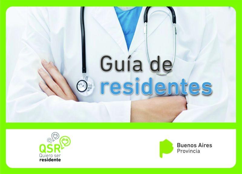 El Ministerio de Salud de la provincia presentó una guía para residentes