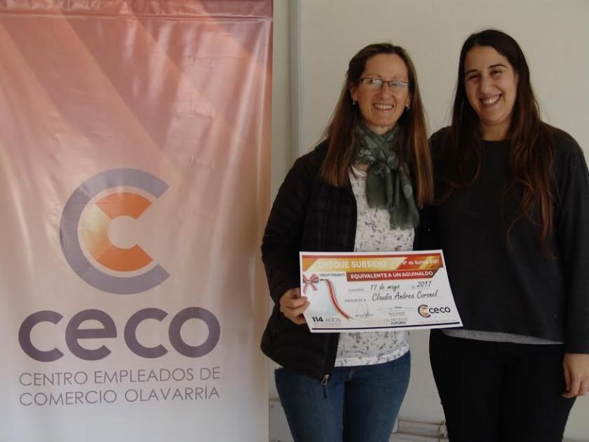 El CECO sigue entregando sueldos a sus afiliados