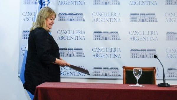 Sorpresa en el gobierno: Susana Malcorra renunció a la Cancillería