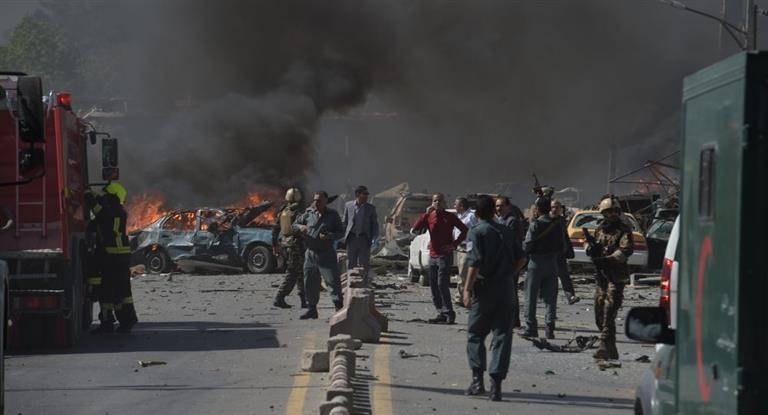 Atentado en Afganistán: aún no se lo han adjudicado