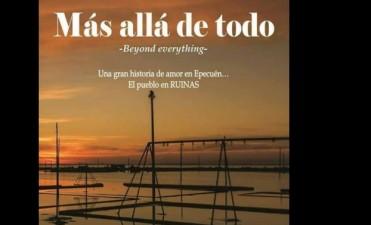 'Más allá de todo', una novela ambientada en Epecuén