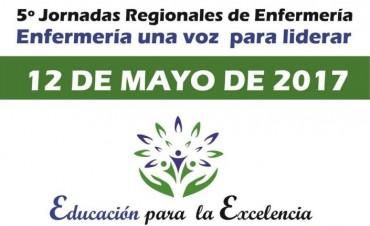 Olavarría sede de las V Jornadas Regionales de Enfermería