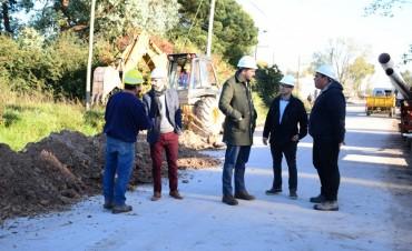 Avances en la intervención comunitaria de Villa Magdalena