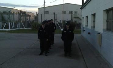 Cadetes del S.P.B. como pasantes en la Unidad 38